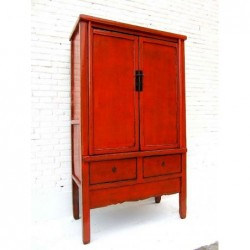 Ming-Stil Kleiderschrank ....