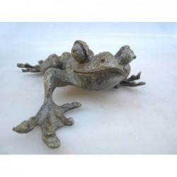 Bronze chinois. Grenouille