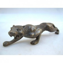 Chinese bronze. Panther