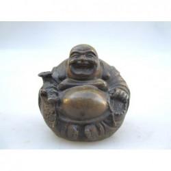 Bronze Happy Buddha