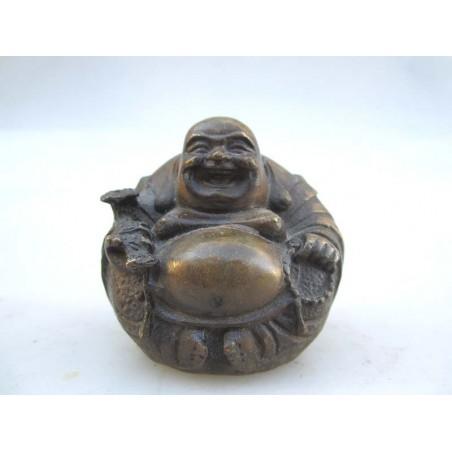 Bronze Happy Bouddha