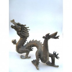 Chinese bronze. Dragon (XL)
