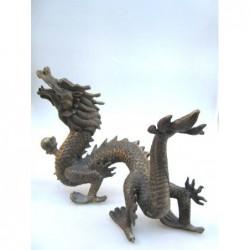 Chinesischer Bronze. Drache (XL)