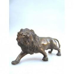 Lion en bronze (L)