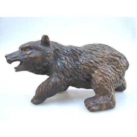 Bronze Bär