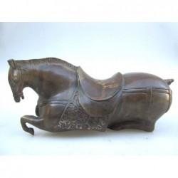 Cheval Tang en bronze ( XL)