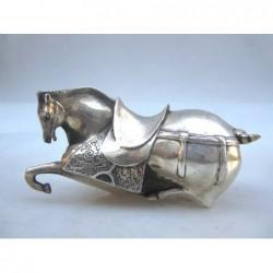 Cheval Tang en bronze