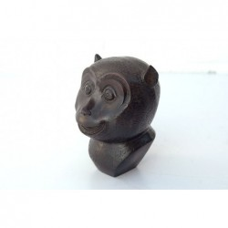 Chinese gilt bronze. Zodiac...