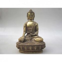 Bouddha en Bhumisparsha Mudra