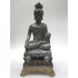 Sculpture de Bouddha en...