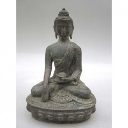 Bronze Buddha in...