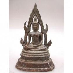 Statue von Buddha auf...