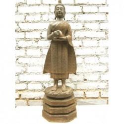 Bronze Thaï of standing Buddha