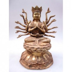Avalokiteshvara Skulptur