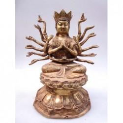 Sculpture de Avalokiteshvara