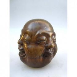 Tête de Bouddha 4 faces...