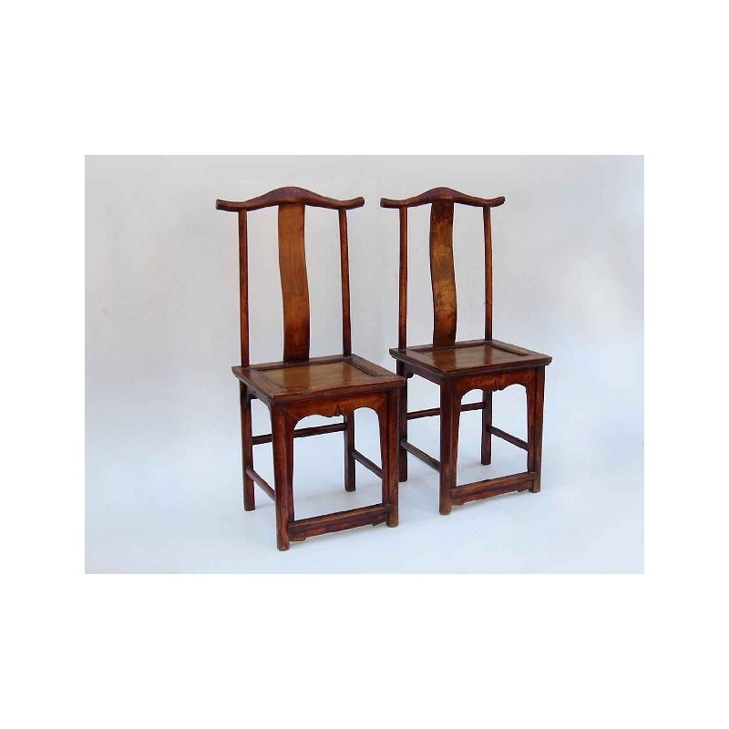 Ming style yoke chairs (sold by unit)