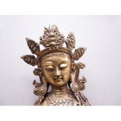 Guan Yin en varada Mudra