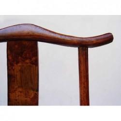 Chaises anciennes de style Ming (vendues à l'unité)