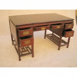 Chinese double side desk...
