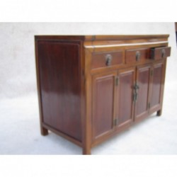 Chinese sideboard in solid...