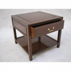 Chinese Rosewood side table...