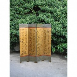 chinese-screen-with-calligraphy-painting