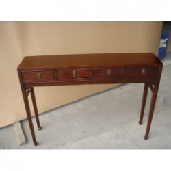 Chinese console table in...
