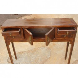 Small chinese console table...