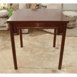 Mah-jong chinese table 80cm