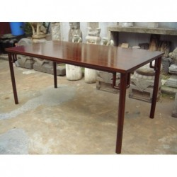 Ming style dining table 180cm