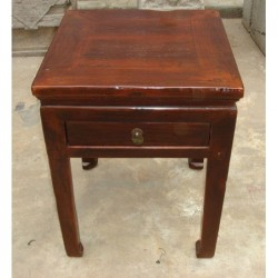 Chinese bed side table 40cm