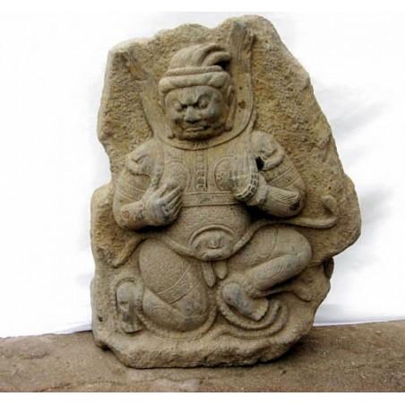 Naturstein chinesischer Buddha