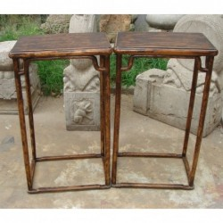 Ming style stand 49cm
