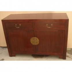 Chinese elm sideboard 120 cm