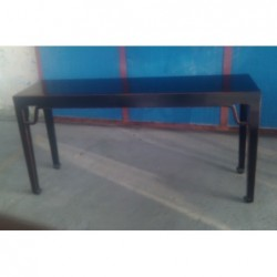 Black chinese console table...