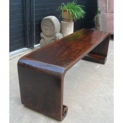 Chinese elm coffee table 160 cm
