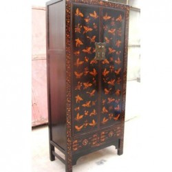 Butterflies chinese cabinet...