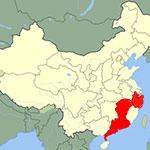 Zhejiang, Jiangxi, Guangdong. Regionale Besonderheiten und Möbel
