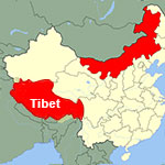 Tibet and Mongolia. Regional specifications and furniture