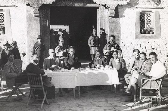 Mission britannique à Lhasa