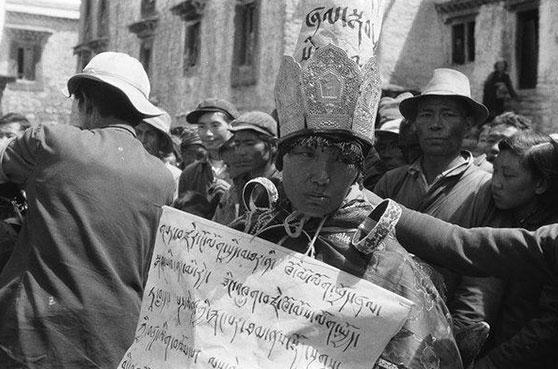 La révolution culturelle du Tibet