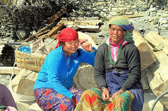 Tibétaines