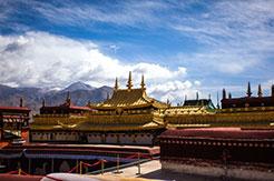 Le temple de Jokhang
