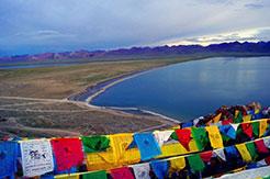 Le lac Namtso