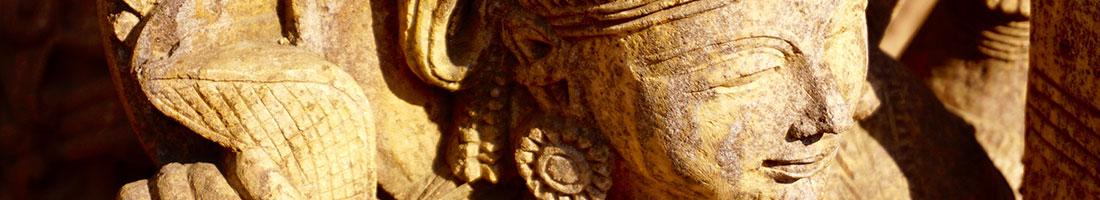 Bouddhisme bannière