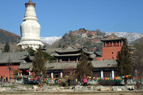Province du Wutai Shan Shanxi