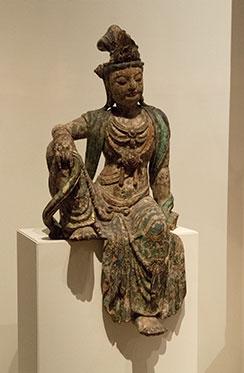 Maitreia de la dynastie Wei (Nord de la Chine)