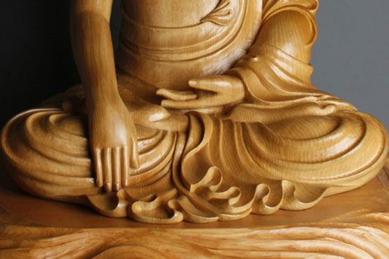 Buddhism Bhumisparsha