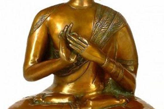 Buddhism Dharmacakra Mudra